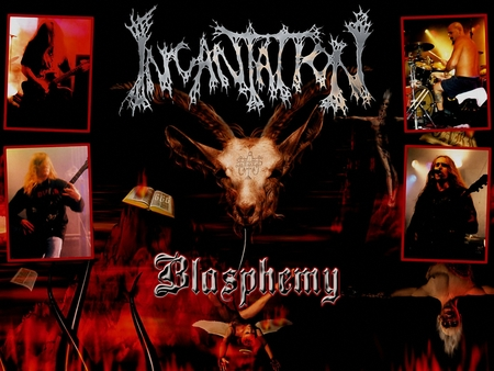 Incantation - Blasphemy - metal, artist, bands, music