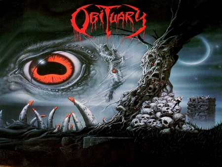 Obituary - Cause of death - metal, artist, bands, music