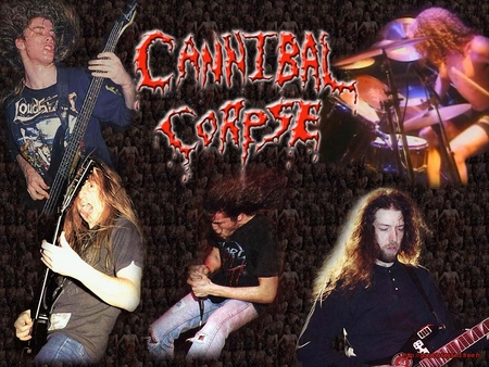 Cannibal Corpse - metal, artist, bands, music