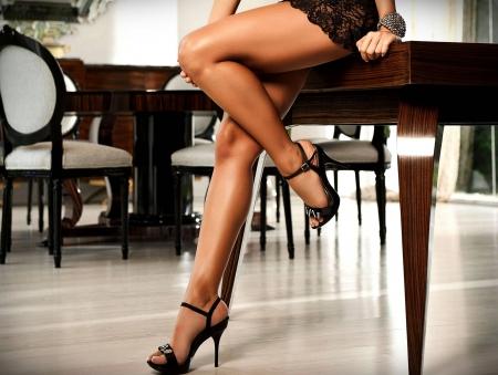 Legs heels pics