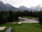 New Water Hazard at Kananaskis