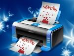 Printing My Love