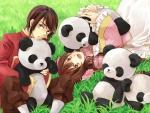 Hetalia: Panda