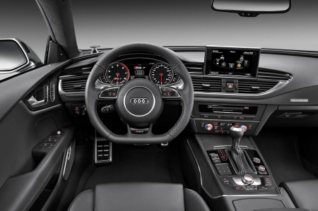 AUDI RS7 Interior - cars, hd, interior, power, rs, audi