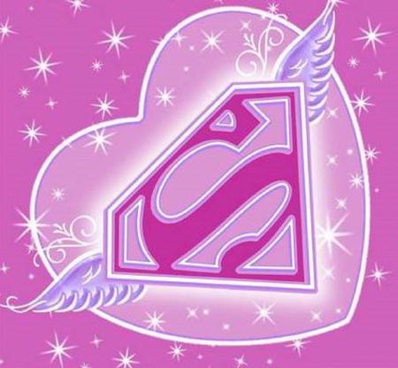 supergirl logo other amp entertainment background