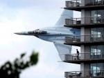 The F18 Hornet
