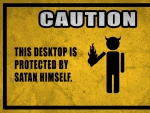 Caution !!