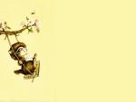 Swinging Chipmunk 1