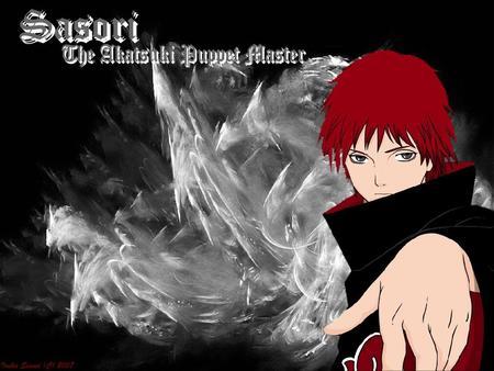 Sasori Of The Red Sand Naruto Anime Background Wallpapers On Desktop Nexus Image 151282