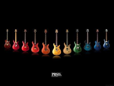 Green Electric Guitar Green Electric Guitar