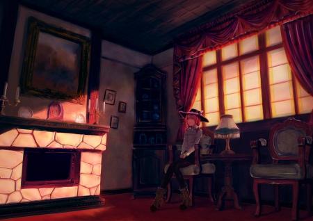 Dark Room Other Anime Background Wallpapers On Desktop Nexus