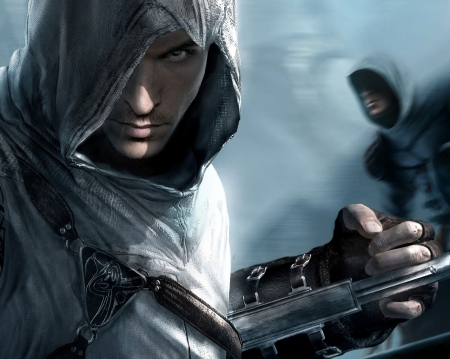 Assassins Creed - vid game, hidden blade, Assassins Creed, assassin