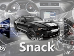 Shelby GT-500-Snack