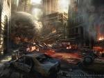 Metropolis In Ruins