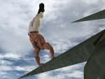 Handstand IX
