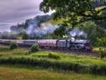 Old Steamtrain