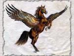 Pegasus the Winged Horse f