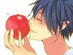 Smelling my Apple* Freash..