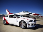 2014 Ford Mustang GT Thunderbirds Edition