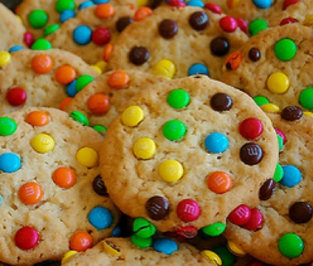 M&M Cookies - Other & Entertainment