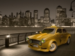 New York City Taxi Cab