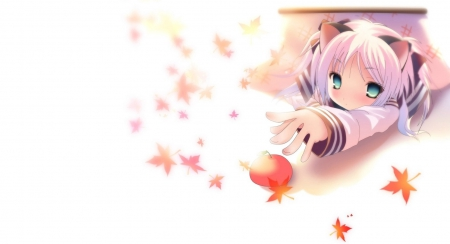 Cute Cat Girl Wallpaper Other Anime Background Wallpapers On