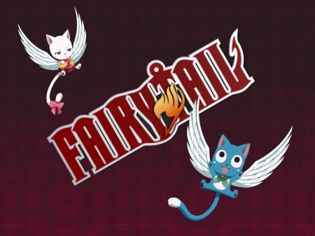 Carla and Happy - carla, charle, tail, fairy
