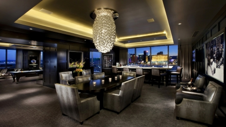 HDR Bar & Lounge - Modern & Architecture Background Wallpapers on ...