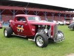 Classic Race Car