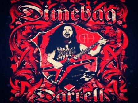 Dimebag Darrell Music Entertainment Background