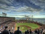 san francisco giants at&t baseball park