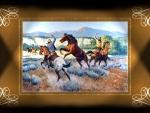 Horse Wranglers F1