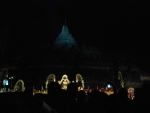 Waisak (Vesak) Day at Borobudur temple