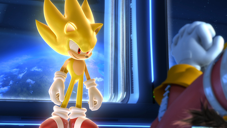 Super Sonic Sonic Video Games Background Wallpapers On Desktop Nexus Image 152374