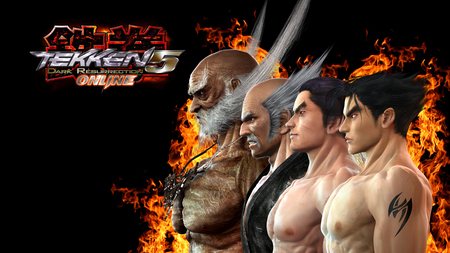 Tekken 5 Tekken Video Games Background Wallpapers On Desktop Nexus Image 152380