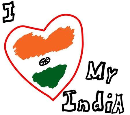 I LOVE MY INDIA - ocean, india, tamilan, nexus, praveen, community, indian, desktop, tamil, unity, abinandan, rocks