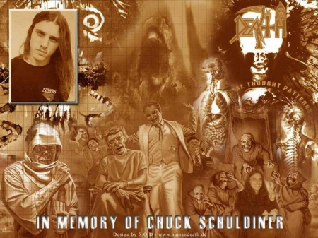 In Memory Of Chuck Schuldiner Music Entertainment