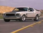 1969 Mustang Boss 302 -- 20 iconic pony cars