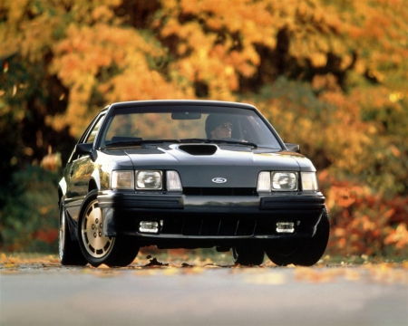 1984 Mustang SVO -- 20 iconic pony cars - Mustang, Svo, Ford, 1984