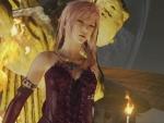 Final Fantasy Lighting Returns Purple Costume