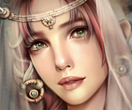 Beautiful Fantasy Faces Beautiful Faces Pick up Women