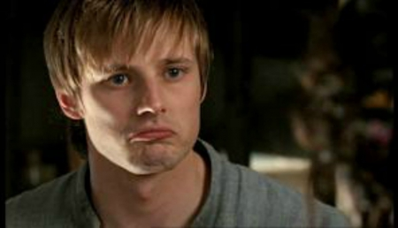 Bradley James - BBC, Merlin, actor, Bradley James