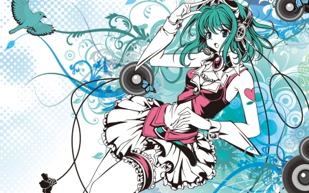 Gumi S True Beauty Other Anime Background Wallpapers On Desktop Nexus Image 1523283