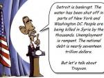 Obama Priorities