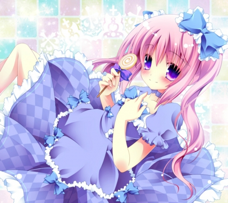 Adorable Cute Anime Girl Other Anime Background Wallpapers On Desktop Nexus Image 1524530