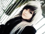 Beautiful Emo Snow Girl