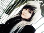 Beautiful Emo Snow Girl