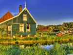 Holland Farmhouse
