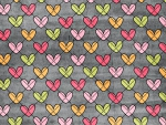 Heart Xs Emo Wallpaper