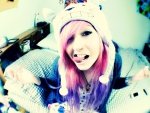 Cute Emo Girl :)